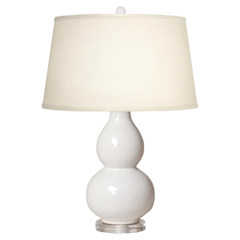"27"" Double Gourd Table Lamp"