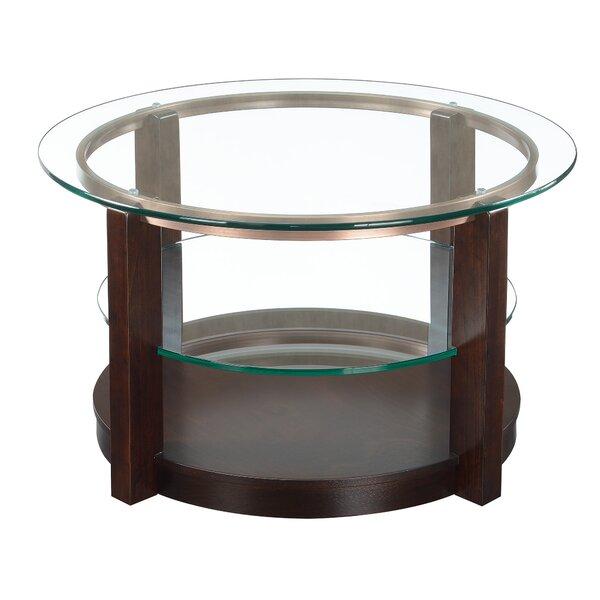 Roan Coffee Table by Alcott Hill