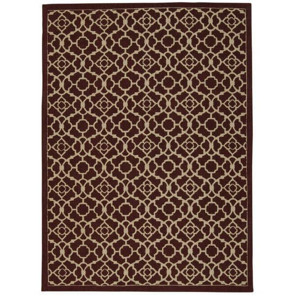Color Motion Lovely Lattice Cordial Area Rug by Waverly