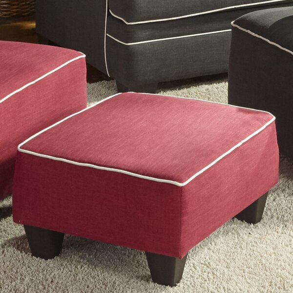 Hypnos Ottoman by Flair