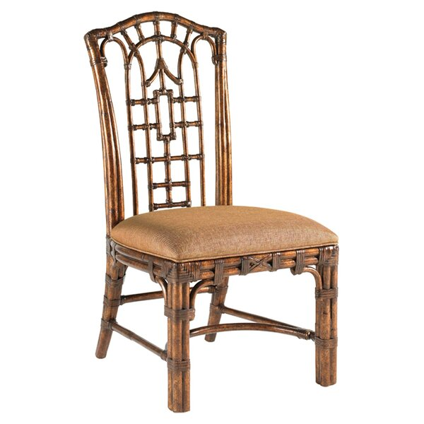 Royal Kahala Pacific Rim Upholstered Dining Chair by Tommy Bahama Home