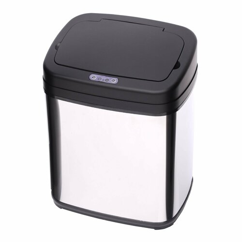 20L Auto Kitchen Bin Sensor Trash Can with Bucket Symple Stu