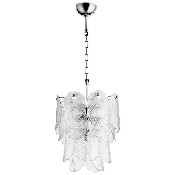 Cascata 4 - Light Unique / Statement Tiered Chandelier by Cyan Design Cyan Design