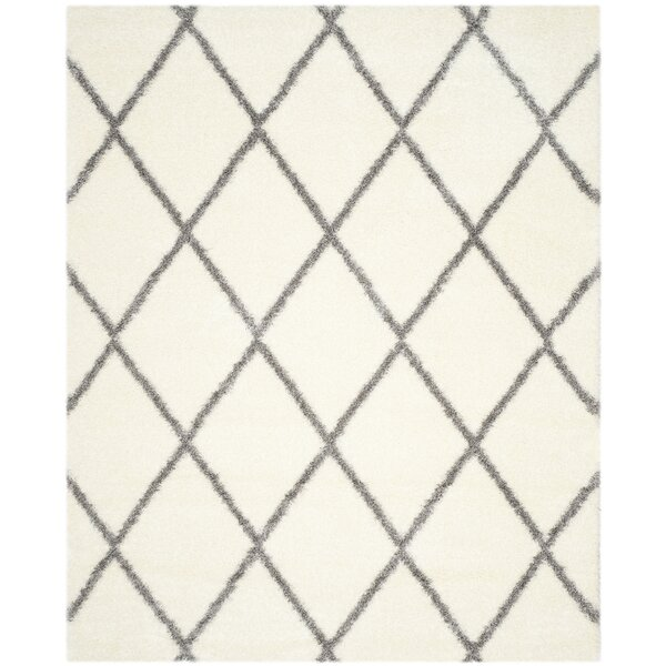 Macungie Gray/Beige Area Rug by Gracie Oaks