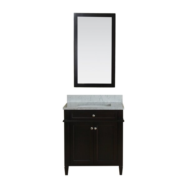 Costillo 30 Single Bathroom Vanity Set with Mirror by Red Barrel Studio