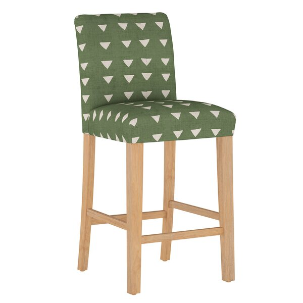 Korth 31'' Bar Stool by Bungalow Rose Bungalow Rose