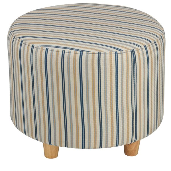 Jenner Ottoman by Cortesi Home