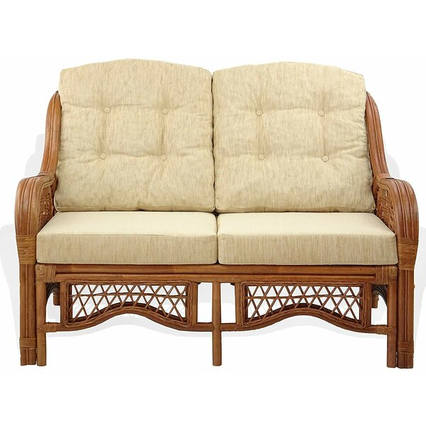 Get Great Deals Dominquez Loveseat by Bay Isle Home by Bay Isle Home