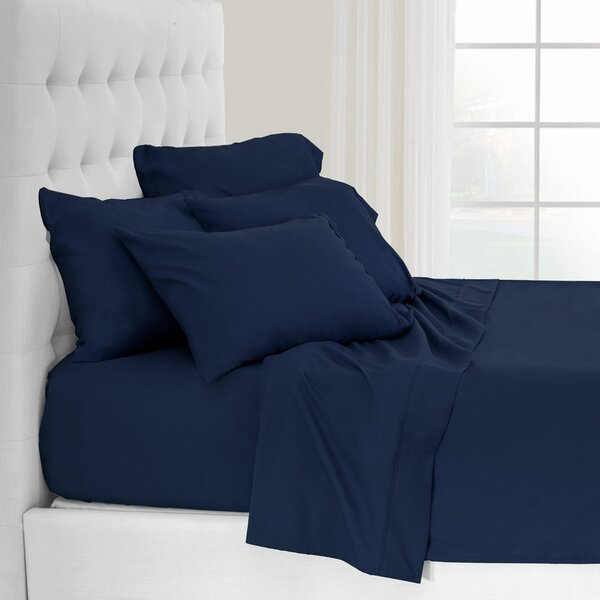 1800 Premium Microfiber Sheet Set by Viv + Rae