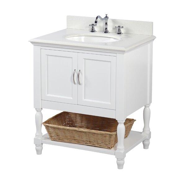 Kbc Beverly Single Bathroom Vanity Set Amp Reviews Wayfair