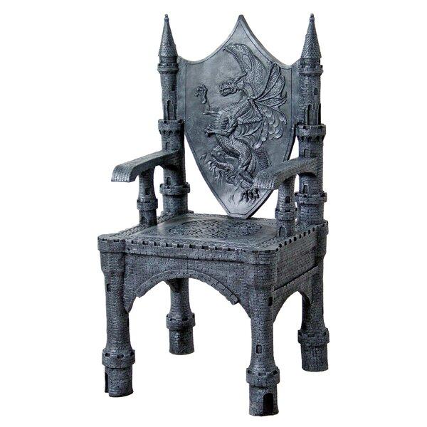Castle Armchair by Design Toscano