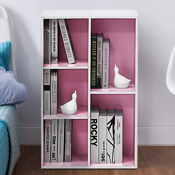 Harkless Cube Unit Bookcase by Ebern Designs