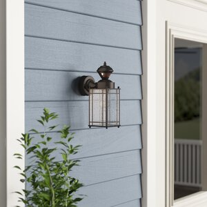 Nordmeyer 1-Light Outdoor Wall Lantern