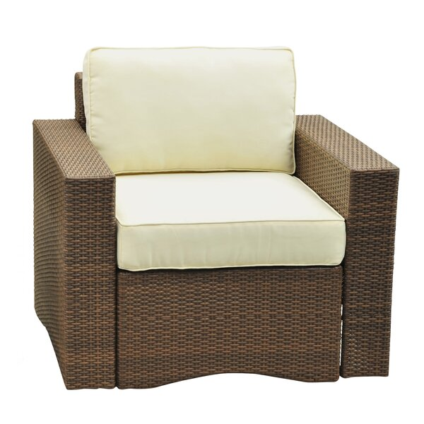 Key Biscayne Lounge Chair with Cushions by Panama Jack Outdoor