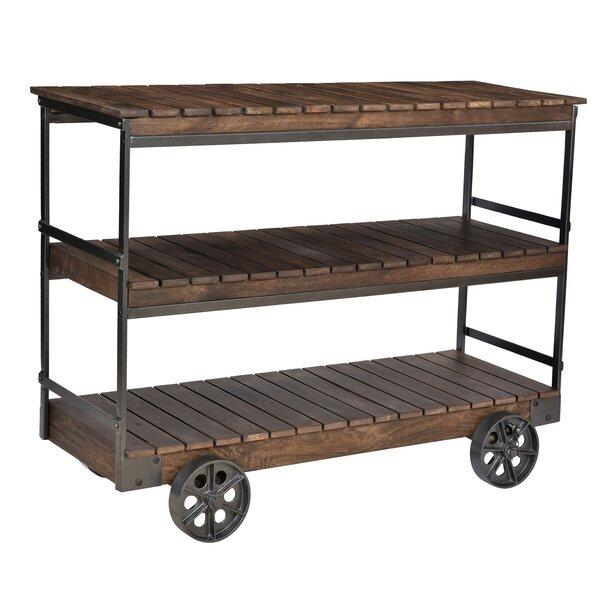 Jaggers Kitchen Bar Cart By Gracie Oaks