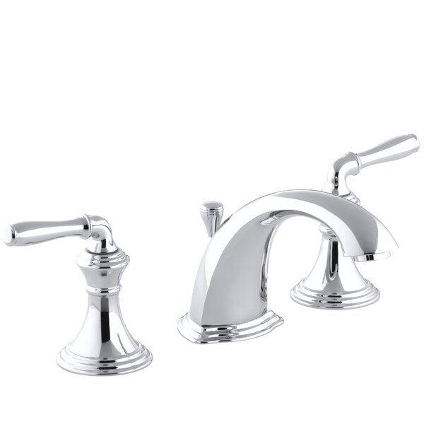 Devonshire Widespread Bathroom Faucet with Drain A