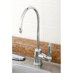 Kingston Brass Georgian Gourmetier Single Handle Water Filtration Faucet