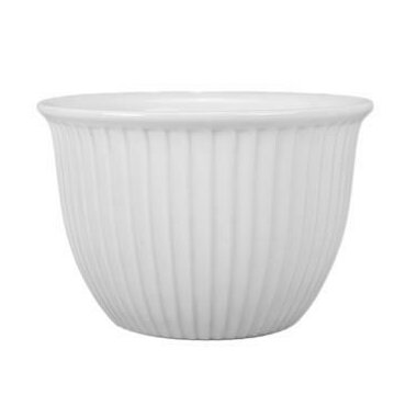 20 oz. Ribbed Bowl (Set of 4) by BIA Cordon Bleu
