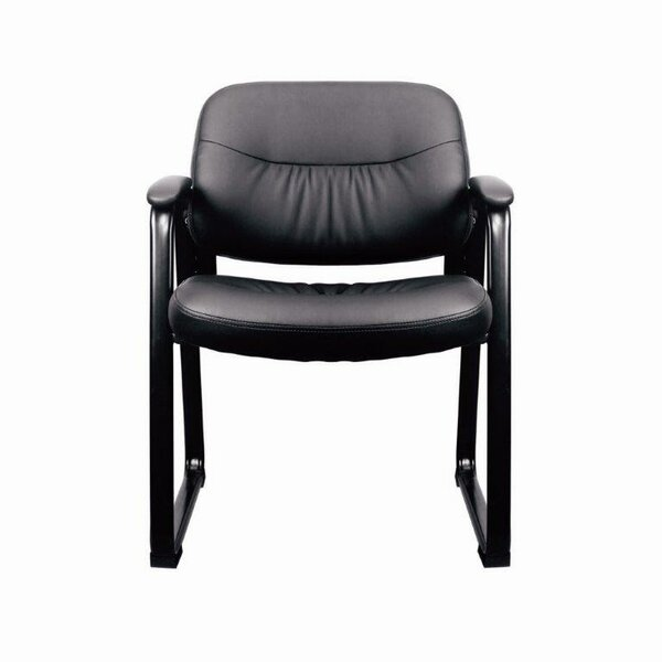 Essentials Leather Guest Chair by OFM