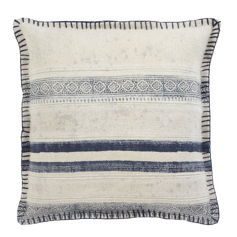 Athena Cotton Pillow Cover