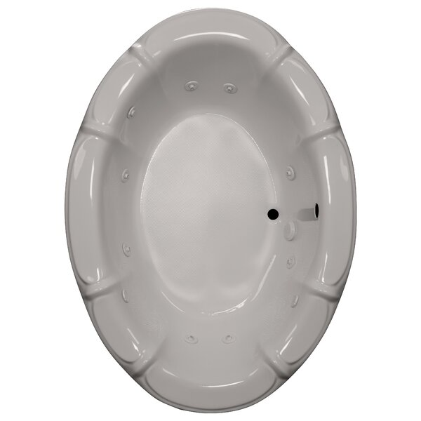 68 x 48 Whirlpool bathtub by American Acrylic