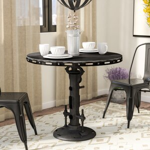 Sackler Iron Dining Table by Laurel Foundry Modern Farmhouse