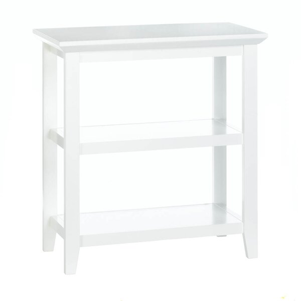 Letourneau Display End Table by Alcott Hill