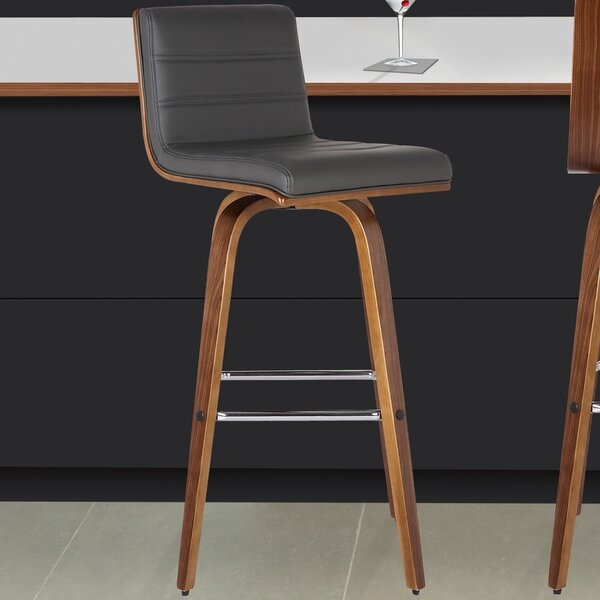 Cool Modern Contemporary Aidan Counter Stool Allmodern Caraccident5 Cool Chair Designs And Ideas Caraccident5Info