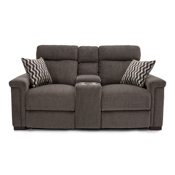 Reclining Home Theater Loveseat By Ebern Designs