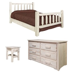 Katlyn Panel Configurable Bedroom Set By Mistana