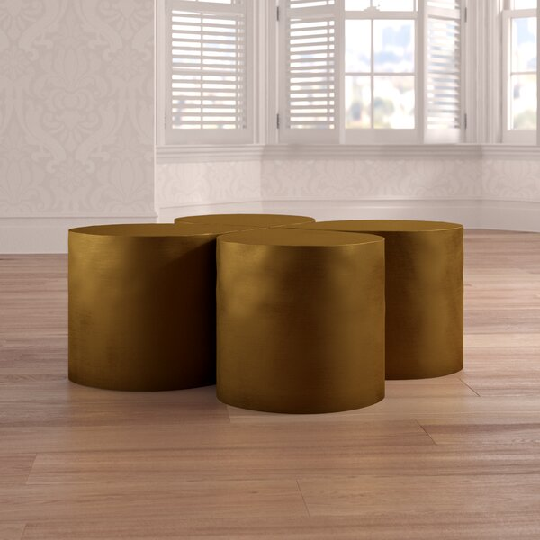 Solid Coffee Table With Storage By Mistana