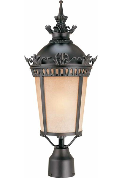 New Orleans Outdoor 1-Light Lantern Head by Volume Lighting