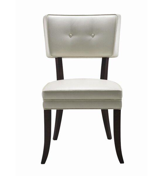 Bruns Upholstered Dining Chair (Set of 2) by Red Barrel Studio Red Barrel Studio
