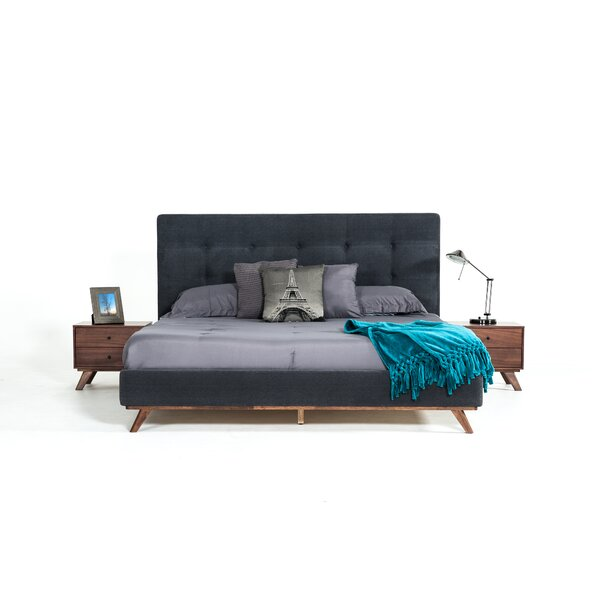 Ross Platform Configurable Bedroom Set by Modern Rustic Interiors