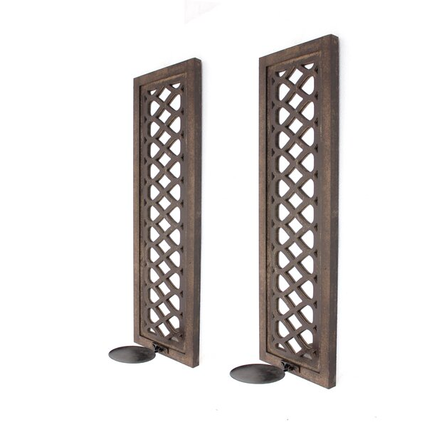 Wood Candle Holder (Set of 8) by Teton Home
