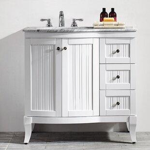 verona 36 inch bathroom vanity | wayfair Furniture Style Bathroom Vanity