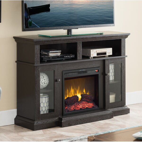 Charlton Home TV Stand Fireplaces