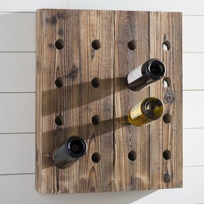 Pavo 16 Bottle Hanging Wine Rack by Laurel Foundry Modern Farmhouse