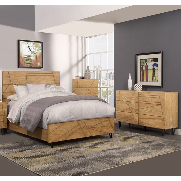 Benjamin Platform Configurable Bedroom Set by Langley Street™