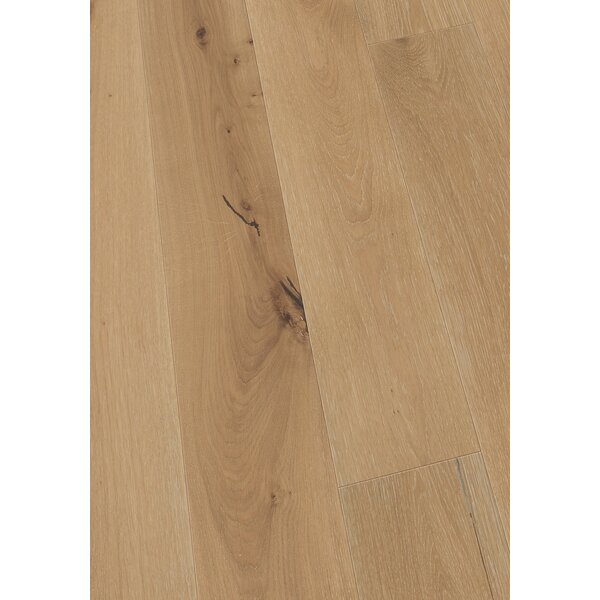7.5 Engineered Oak Hardwood Flooring in Brushed Natural Oak by Maritime Hardwood Floors