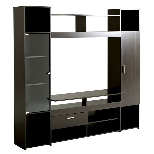 Amber Entertainment Center by Parisot