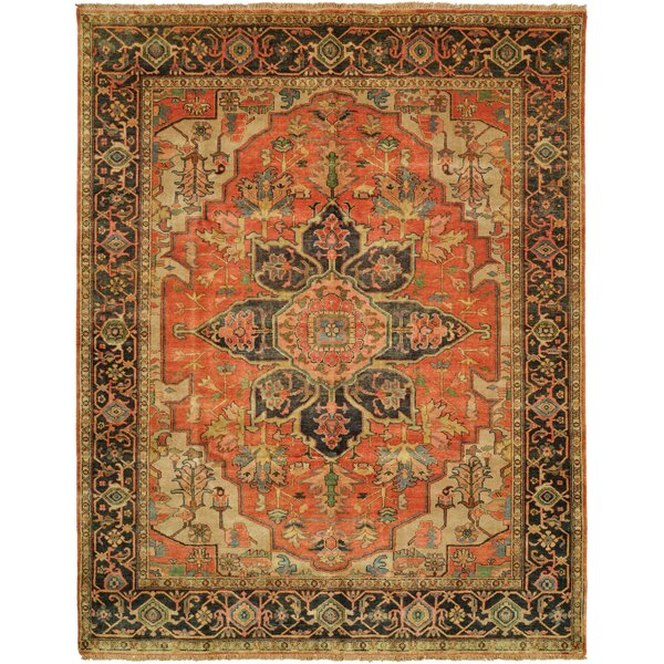 Jules Serapi Mahal Area Rug by Shalom Brothers