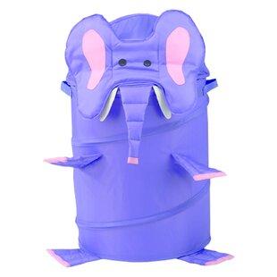 Compare prices The Original Bongo Bag Elephant Pop Up Hamper By Redmon