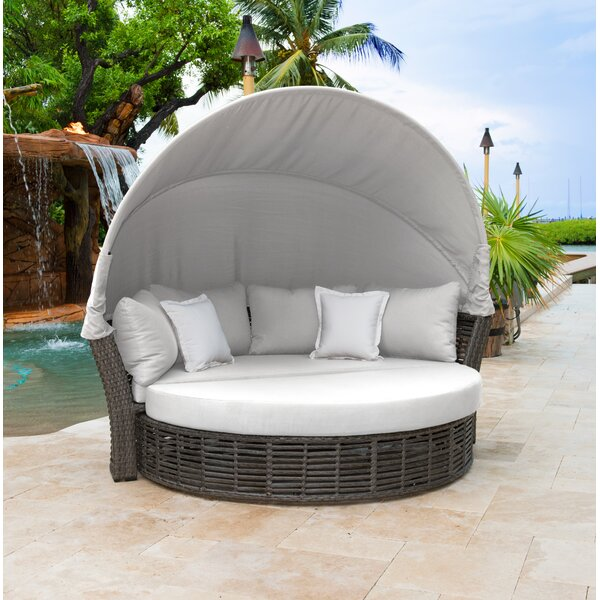 Patio Daybed with Cushions by Panama Jack Outdoor