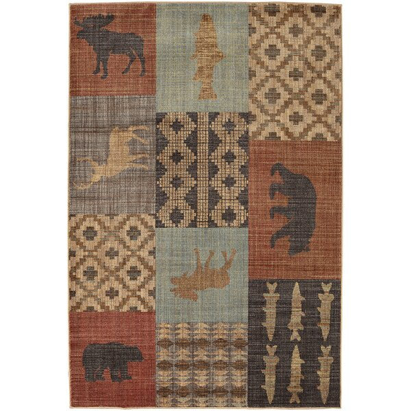Destinations Nome Multicolor Area Rug by Mohawk Home