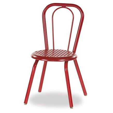 Camino Series Stacking Patio Dining Chair by Wabash Valley