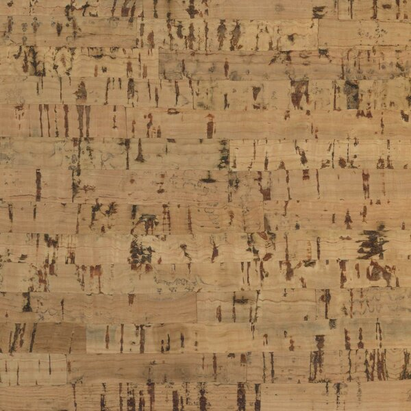 12 Cork Hardwood Flooring in Tellus by APC Cork