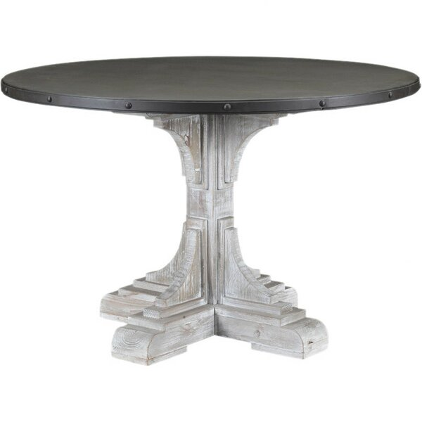 Dauphin Dining Solid Wood Table by One Allium Way