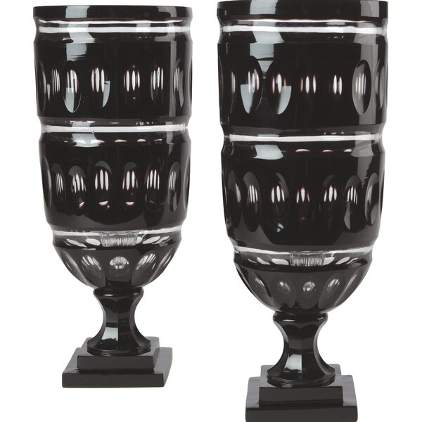 Candle holder (Set of 2) by World Menagerie