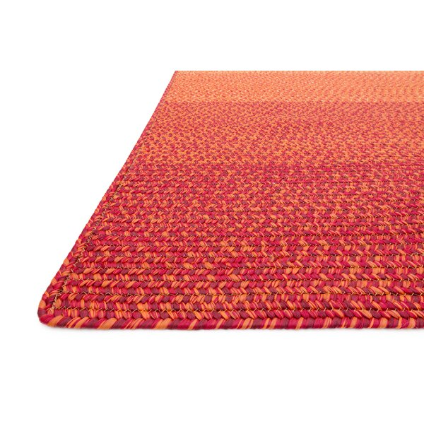 Barta Spice Indoor/Outdoor Area Rug by Highland Dunes